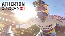 Atherton Diaries Episode 8: Back on the Bike, Beach Life, and Lenzerheide - Video