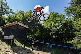 Wild and Wonderful Day of Enduro at USAC Mountain Bike Nationals