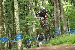 Aaron Gwin at the US DH National Championships - Video