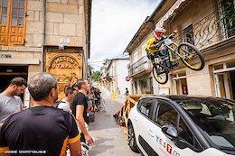 Urban Downhill: Villa de Sarria - Recap