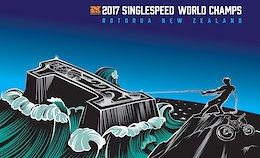 2017 Singlespeed World Champs: Rotorua, New Zealand - Video