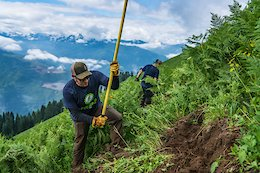 Evergreen Trail Crew: High Above the Skykomish Valley