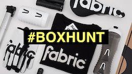 Win with Fabric Box Hunt