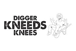 Digger Kneeds Knees - Video