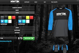 Northwest Tech Introduces Custom Bike Apparel