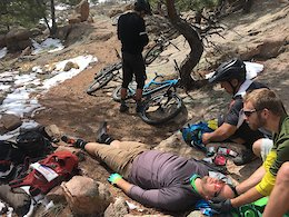 Backcountry Lifeline Announces Wilderness First Aid for Mountain Bikers
