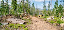New Trails at Trestle Bike Park Underway