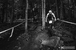 Dark Woods: Practice - Mont-Sainte-Anne XC World Cup 2017