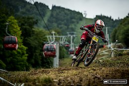 Mont-Sainte-Anne DH World Cup Finals Highlights - Video