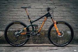 Win: Bryn Atkinson Replica Norco Range Bike and Riding Kit