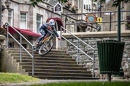 Purest Line: Finn Iles Riding DH Through Quebec City - Video