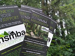 Become an NSMBA Member - Help the Trails and You Could Win