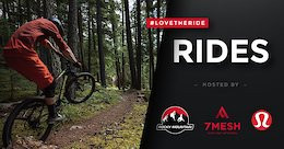 Crankworx Love The Ride with Rocky Mountain Bicycles