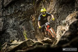 Summer Haze: EWS Practice Photo Epic - Crankworx Whistler 2017