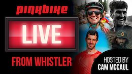 Replay: Pinkbike LIVE with Brendan Fairclough, Casey Brown, Andrew Neethling, and Kyle Jameson