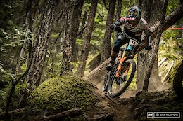 Crankzilla: EWS Race Day Photo Epic - Crankworx Whistler 2017