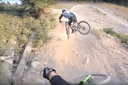 Remy Metailler and Bernardo Cruz Shredding the Whistler Bike Park - Video
