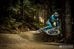 We Only Ride Park: Air DH Photo Epic - Crankworx Whistler 2017