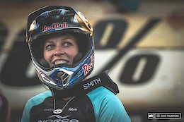 Interview: Jill Kintner on Not Competing at Crankworx Rotorua, Tackling New Challenges & Finding Motivation