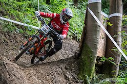 HSBC UK National Downhill Series Round 4, Llangollen - Saturday Practice