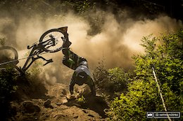 Welcome to the Dust Bowl: Canadian Open DH - Crankworx Whistler 2017