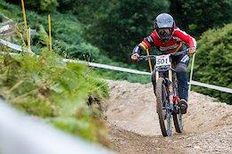 HSBC UK National Downhill Series Round 4, Llangollen - Sunday Race Day