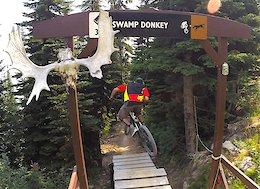 Kicking Horse Bike Park Trail Crew Update