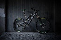 Behind Hope's New HB.160 Bike