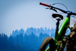 Round Two of the Sturdy Dirty Enduro Series was Smoky and Mystical