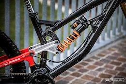 Matt Walker's Prototype Saracen Myst 29er - Bike Check