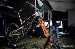 10 Trail and Warm Up Bikes From the Val di Sole DH World Cup Pits