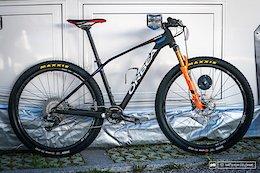 Eva Lechner's Orbea Alma: Bike Check - Val di Sole XC World Cup 2017
