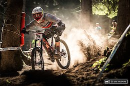 The Battle Begins: Practice - 2017 Val Di Sole DH World Cup