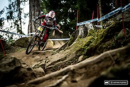 Too Close To Call: Qualifying Photo Epic - Val di Sole DH World Cup 2017