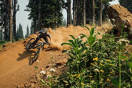 Silverstar Trail Builder has Some Big Moves on His Trail Bike - Video