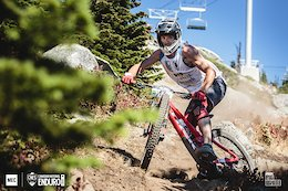 Big White's First-Ever Enduro Race - Report