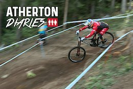"Atherton Diaries Episode 11: Racing the ""War Zone"" that is the Black Snake, Val di Sole"