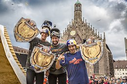 What a Final - Rogatkin Spins to Victory at Red Bull District Ride