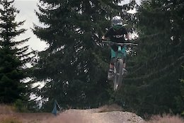 11-Year-Old Kenzie Nevard Going Large in Morzine - Video
