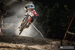 Amaury Pierron is one form right now and looking pinned in Cairns.