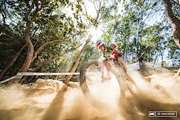 History in the Making: Elite Men Photo Epic - Cairns XC World Champs 2017
