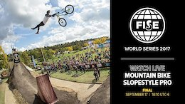 Replay: Final FISE 2017 Slopestyle - Edmonton Finals