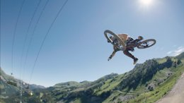 Antics in the French Alps with the Creation Cycles Team - Video