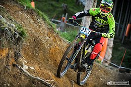 IXS European Downhill Cup: Round 5, Leogang 2017 - Training Photo and Video Epic