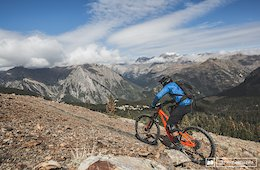 Deep in the Pyrenees at the Trans-Nomad Enduro Adventure Race - Photo Epic