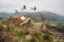 Red Bull Hardline Finals Photo Epic