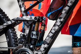 Spy Shots: Cube Rolls Out New 29er at Finale Ligure EWS