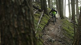 A Quick Pre-Work Lap in Whistler - Video
