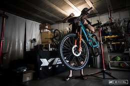 A Day in the Life of Yeti EWS Mechanic Shaun Hughes