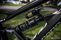 Clementz's Custom Cannondale EWS Bike - Finale Ligure EWS 2017